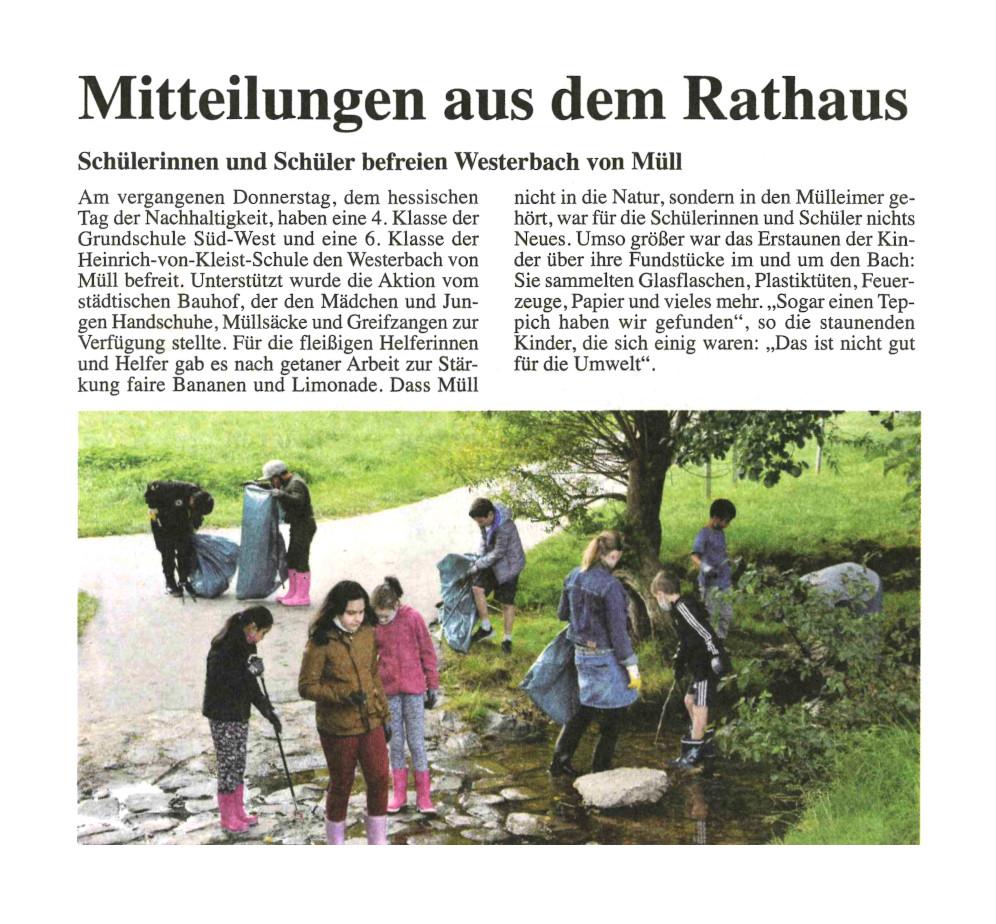 Eschborner Stadtspiegel